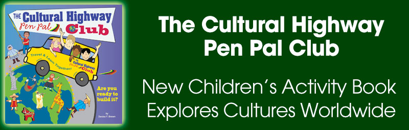 The Cultural Highway Pen Pal Club